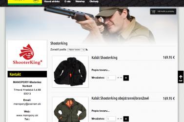 Shooterking és Blaser – a tökéletes védelem