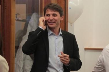 Hatalmas bulit csapott Ivo Nesrovnal: Folyt a pezsgő, sőt még egy színész is megjelent