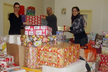 CSALÁDI KÖNYVKLUB - Nyilas Misi karácsonya 2011