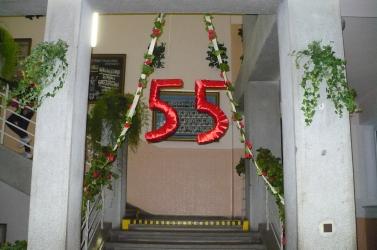 Méltó ünnepség a szenci magyar gimnázium 55. születésnapján