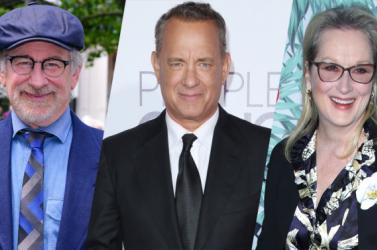 Spielberg, Hanks és Streep közös filmen dolgozik