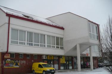 Tovább korszerűsítik a szenci kultúrházat