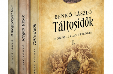 Az utóbbi évtizedek legjobb történelmi regényfolyama