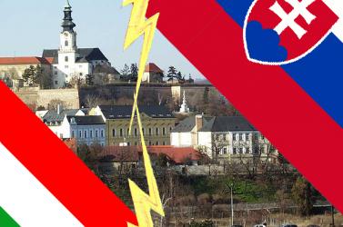 Szlovák-magyar torzsalkodás Nyitrán