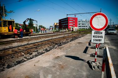 Hatalmas felújítás a vasúton – Decemberig leáll a közlekedés Dunaszerdahely és Pozsony között