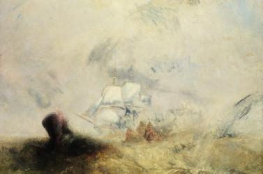 Először állítják ki együtt William Turner bálnavadászati témájú festményeit