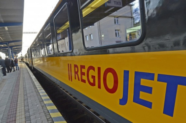 A RegioJet vasárnaptól újraindítja vonatait Szlovákia és Csehország közt