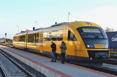 Kiesett a vasútirányítás, álltak a vonatok Dunaszerdahelyen