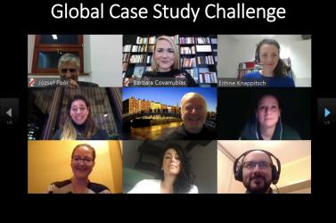 Global Case Study 2019 - a Selye János Egyetem három doktorandusza is a 300 hallgató között