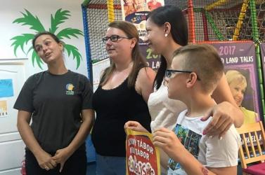 Játékosan, de hatékonyan tanultak szlovákul és angolul agyerekek adunaszerdahelyi Arizonában!