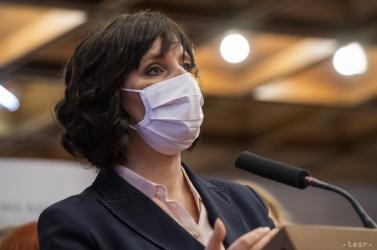 """A Za ľudí pártban egyre rosszabb a helyzet, a szakemberek szerint Remišová """"döglött bogarat"""" játszik"""