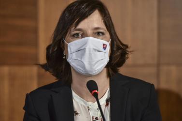 Remišová úgy véli, az előrehozott választásokról szóló népszavazás Fico és Pellegrini képmutatásának eredménye