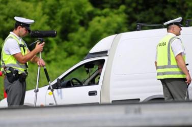Szokatlan párost igazoltattak a rendőrök - egy négylábú kedvenc ült a volánnál