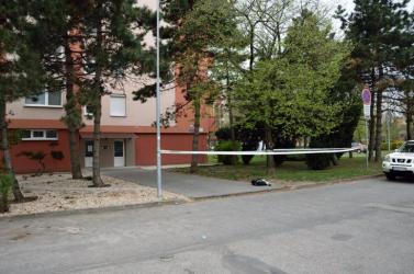 Nincs meg a tettes, felfüggesztik az eljárást az Érsekújvárban savval meggyilkolt nő ügyében