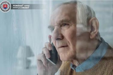 85 évesen arra jutott a pozsonyi bácsi, hogy fel kell adnia a rendőröknek kegyetlen fiát