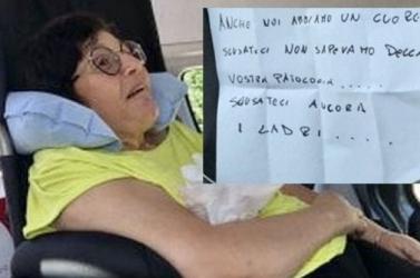 ELKÉPESZTŐ:Visszaadták az ellopott autót a tolvajok, miutánmegtudták,hogy egy mozgáskorlátozott nőé