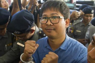 Hét év börtönre ítélték a Reuters tudósítóit Mianmarban!
