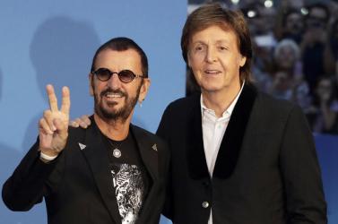 John Lennon egyik utolsó dalát vette fel ismét Ringo Starr és Paul McCartney (VIDEÓ)