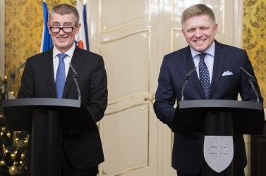Közös szlovák-cseh kormányülés lesz Kassán
