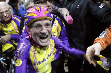 Visszavonult a 106 éves világrekorder brignás