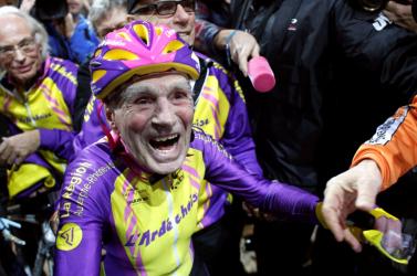 Meghalt a világ legidősebb kerékpárversenyzője