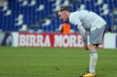 Wayne Rooney szerint túlságosan későn függesztették fel az angol bajnokságokat