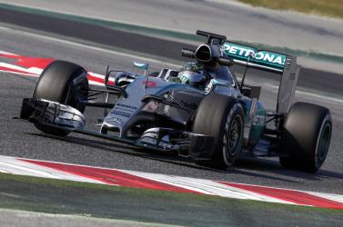Kínai Nagydíj - Rosberg rajtol az élről
