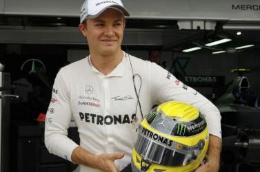 Rosberg szerint Schumacher minden idők legjobb Forma-1-es pilótája