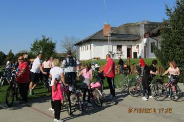 5. Kerékpáros Rosé Túra – teljes siker Kisudvarnokban