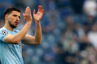 A Manchester City hosszabbított Ruben Diassal