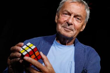 50 millió dollárért veszi meg aSpin Master játékgyára Rubik-kocka tulajdonjogát