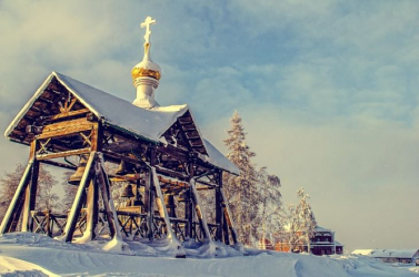 Sosem mértek még enyhébb telet Oroszországban