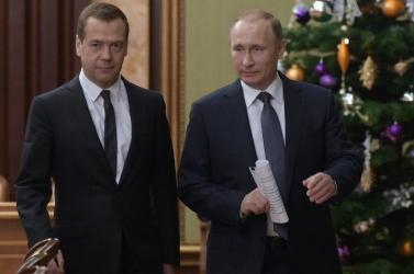 Medvegyev: Washington Obama alatt lerombolta az orosz-amerikai viszonyt