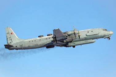Eltűnt egy orosz katonai repülőgép a Földközi-tengeren!