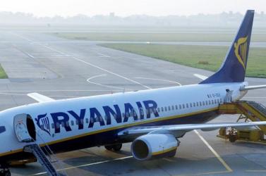 Szünetelteti London–Kassa járatát a Ryanair