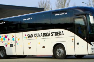 Ingyen lehet buszra szállni Nagyszombat megyében az Európai Mobilitási Héten