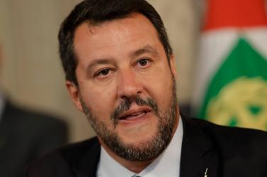 Salvini hoppon maradhat Olaszországban, ha megalakul a baloldali koalíció