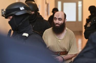 Tíz év börtönt kapott terrorizmus támogatásáért Samer Shehadehegykoriprágai imám
