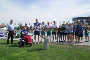 A somorjai Nagy Jakub is ott lesz a paralimpián