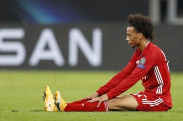 Leroy Sané újra együtt edzett csapattársaival a Bayernnél