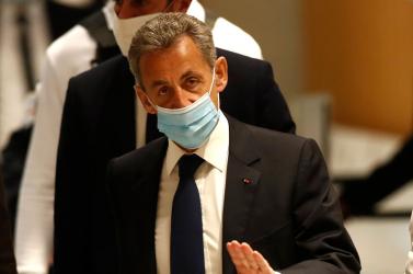 Letöltendő börtönt kért az ügyészség Nicolas Sarkozy volt francia államfőre