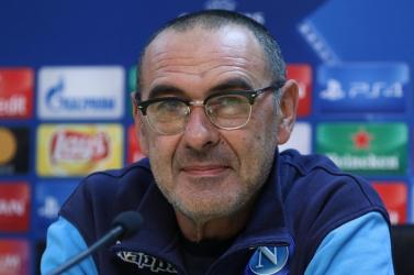 Serie A - Sarri tüdőgyulladása miatt nem vezetett edzést
