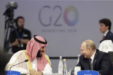 Oroszország megegyezett Szaúd-Arábiával az olajpaktum meghosszabbításáról