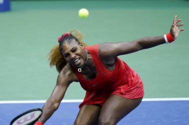 US Open - Serena Williams nagy csata után negyeddöntős