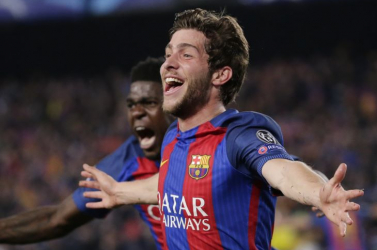 Guardiola angol csapatához vinné Sergi Robertót