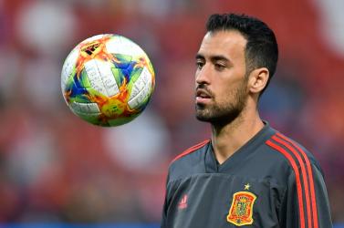 EURO-2020: Busquets visszatérhet a spanyolok keretébe