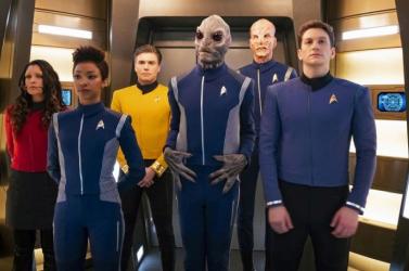 A Star Trek négy rövid epizódból álló sorozattal folytatódik