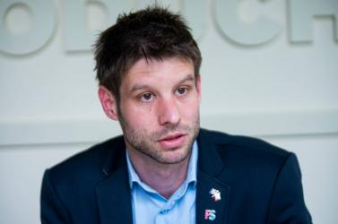Az európai liberálisok frakciójának alelnöke lett a magyarok hangját is közvetíteni szándékozó Šimečka
