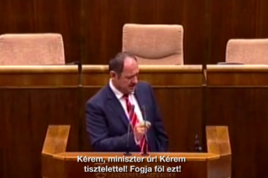 Így könyörgött Simon Zsolt a miniszternek, hogy ne tegyék fizetőssé az öntözővizet
