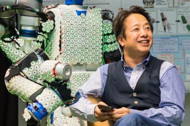 Robotoknak fejlesztettek ki bőrt müncheni kutatók - VIDEÓ